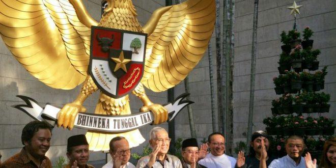 Membungkus Pancasila Di Gereja Katedral Jakarta Portal