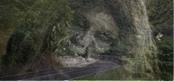 jalan angker