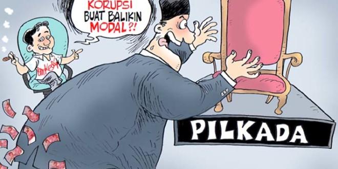 cacatan Pilkada
