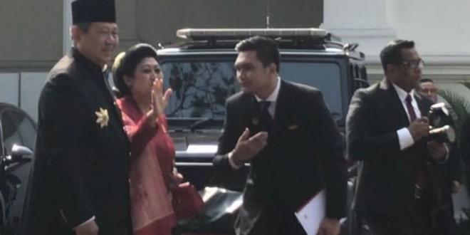 SBY Ikut